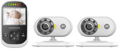 10- Motorola MBP25-2 (Twin Camera, No Pan & Tilt)