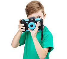 OMZER Kids Camera Review | Manual, Specs & Accessories
