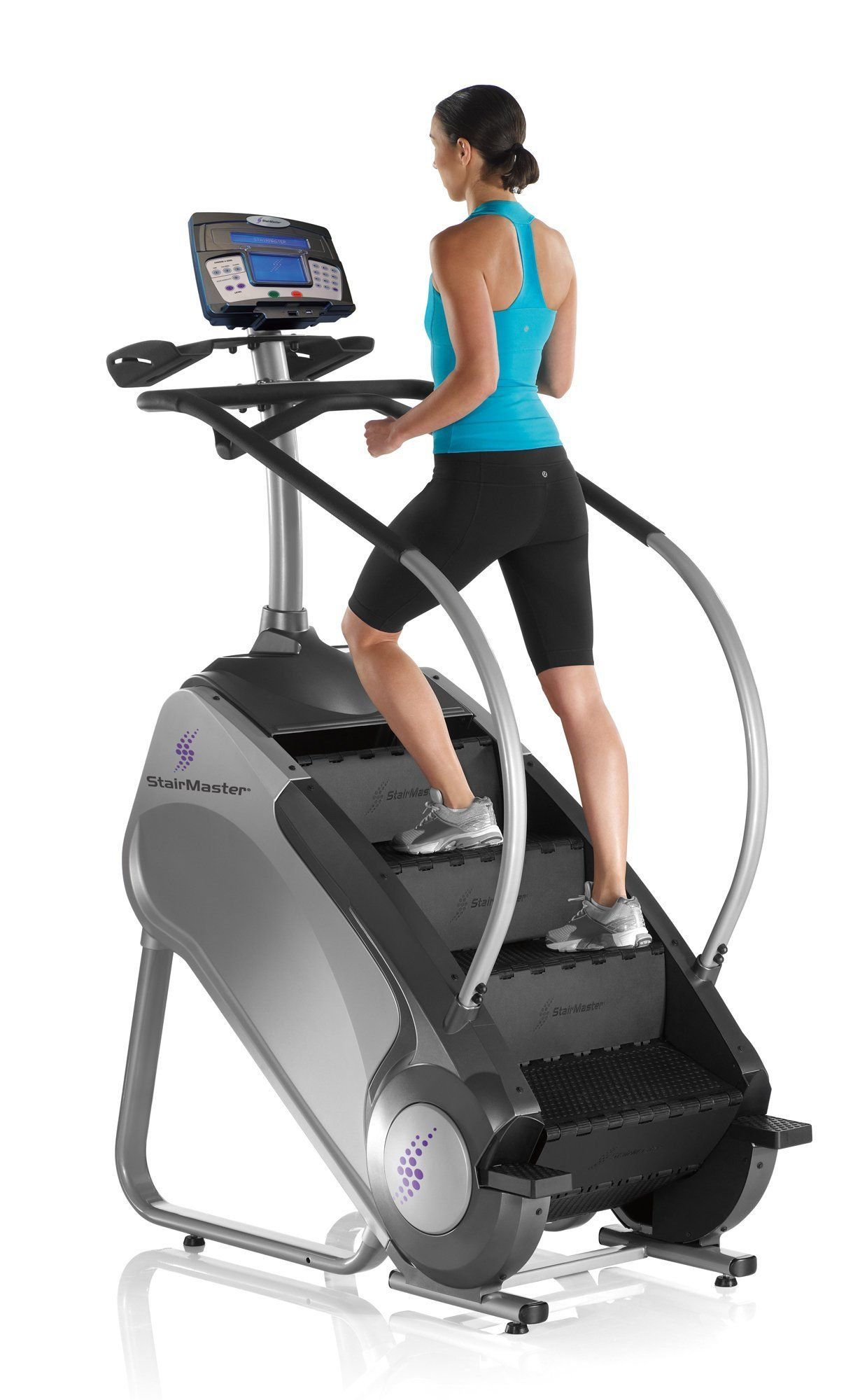 STAIRMASTER SM5 STEPMILL WITH 2 WINDOW LCD CONSOLE