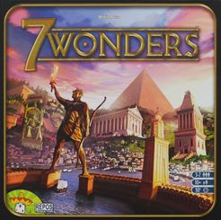 7 Wonders(Family, Strategy, Ancient, Card Game)