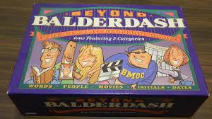 Balderdash (Word Game, Voting)