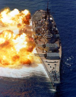 Battleship (Children, Nautical)