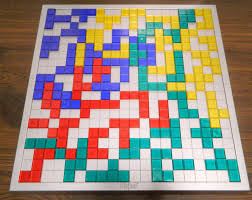 Blokus (Abstract, Tile Placement)