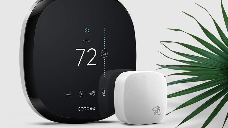 Ecobee 4 Smart Thermostat