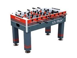 Harvil Striker 4 Foot Foosball Table (Good Aesthetic)