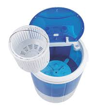 Hilton single tub, mini washing machine with dryer