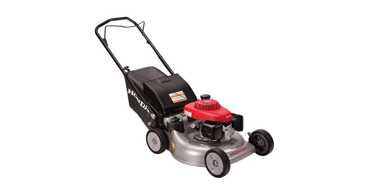 Honda HRX217K5VYA 187cc Gas 21 in. 4-in-1 Versamow System Lawn Mower