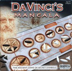 Mancala (Da Vinci Edition)