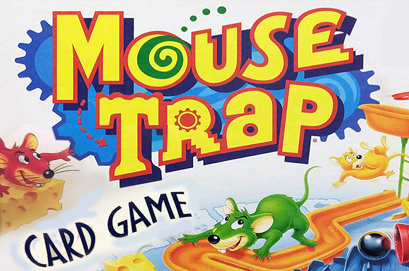 Mouse Trap (Roll & Spin, Animals)