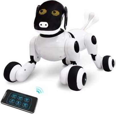 Rainbow Chara Smart Dancing Robot Dog Toy