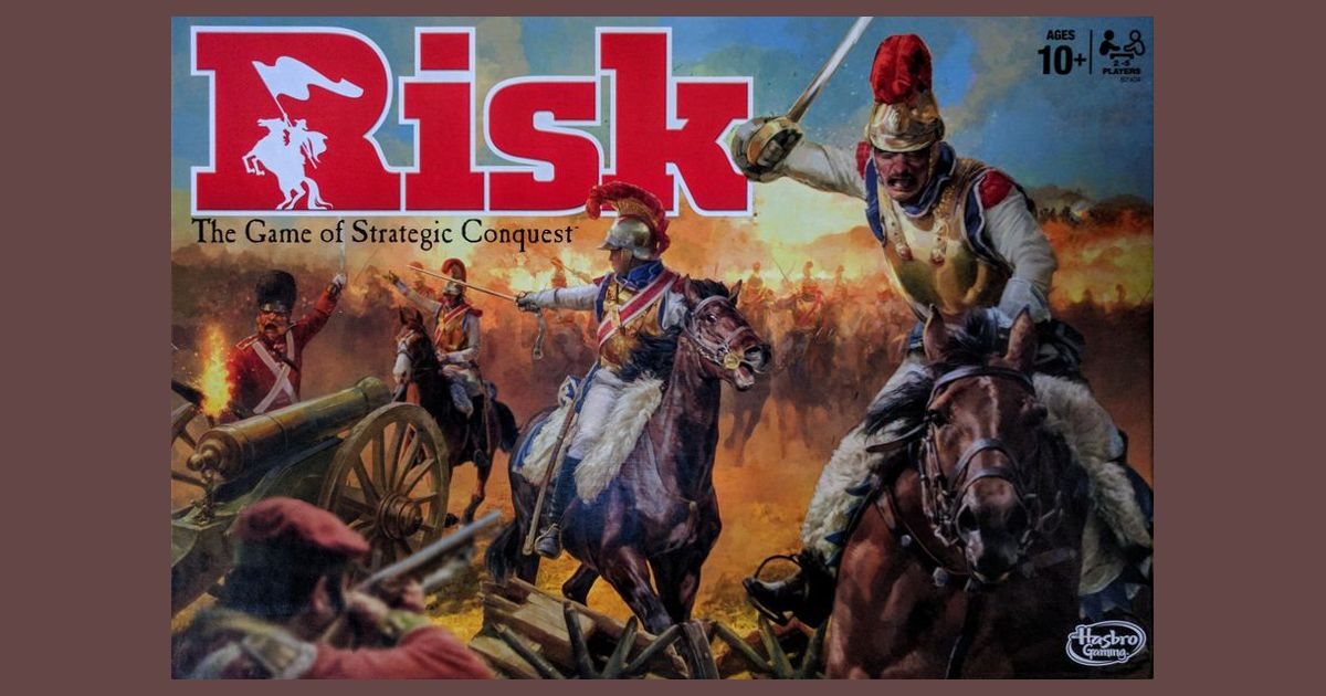 Risk (Wargame, Territory Building)