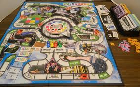 The Game of Life (Children, Simulation)