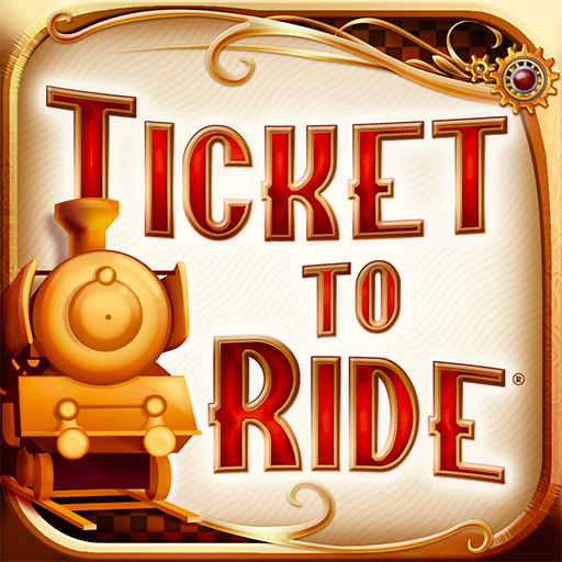 Ticket to Ride (Trains, Card Drafting)