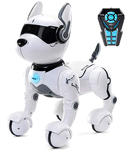 Yeezee Wireless Robot Puppy, Interactive Little Baby Pup