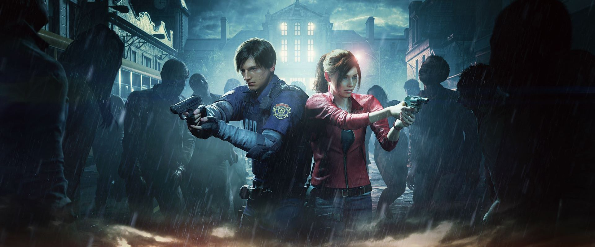 Resident Evil Two PC Game