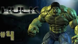 incredible hulk 4