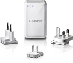 TRENDNET AC750 TRAVEL ROUTER