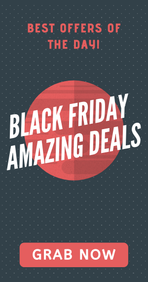 BLACK FRIDAY AMAZING DEALS
