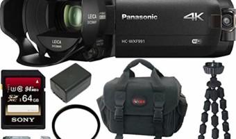 Panasonic HC-WXF991K vs Panasonic HC-VX981K