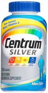 Centrum silver men's multivitamin