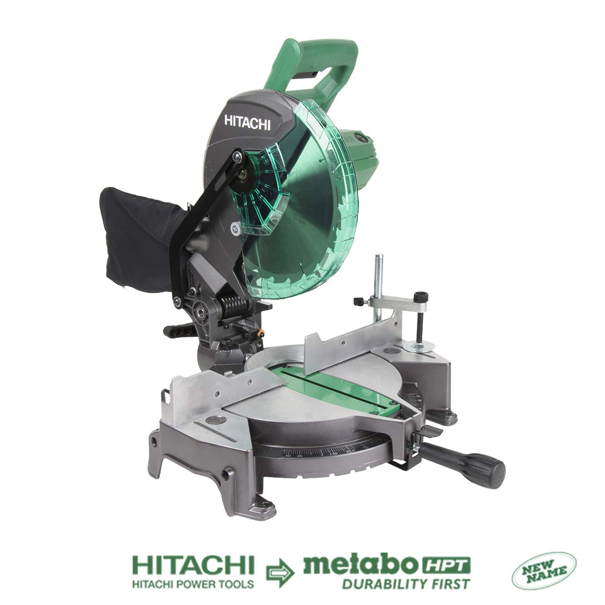 Metabo HPT C10FCGS 10-inch Compound Miter Saw