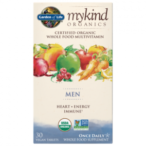 mykind organic men's multi