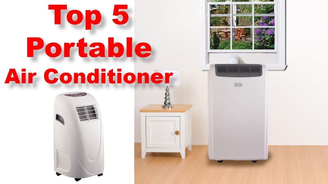 TOP 5 PORTABLE AC