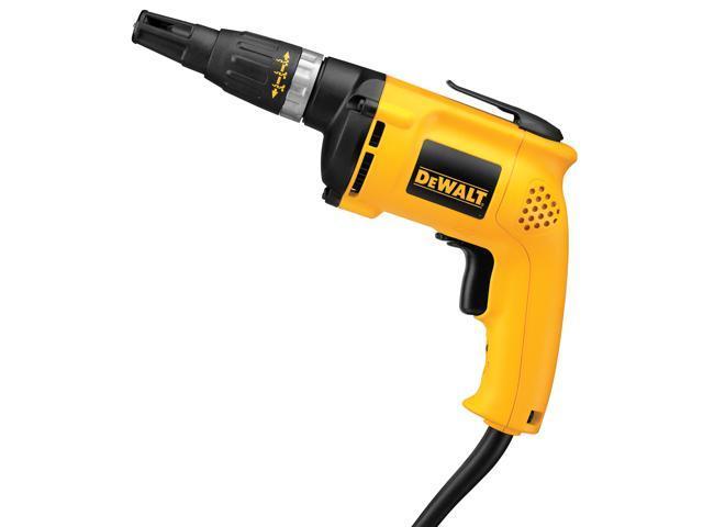 DEWALT Drywall Screw Gun, (DW255)