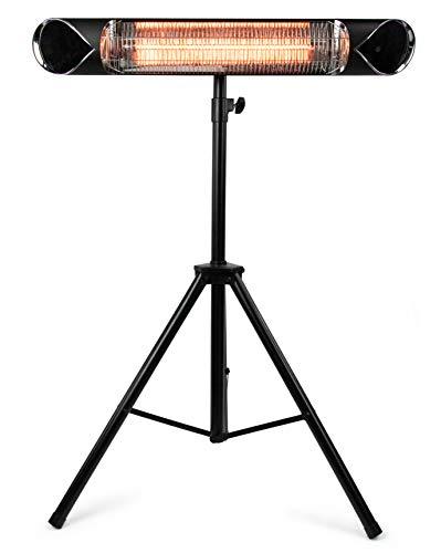Briza Infrared Patio Heater - Electric Patio Heater