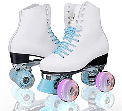 Hiboy Adjustable Inline Roller Skates for Boys, Girls, and beginners