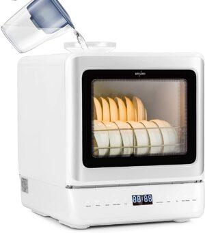 Kwasyo Portable Countertop Dishwasher