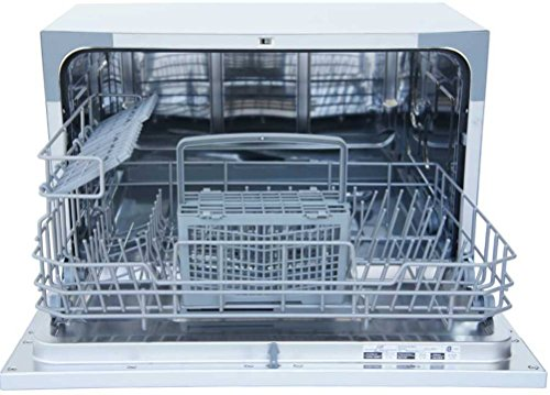 SPT SD-2224DS ENERGY STAR Compact Countertop Dishwasher