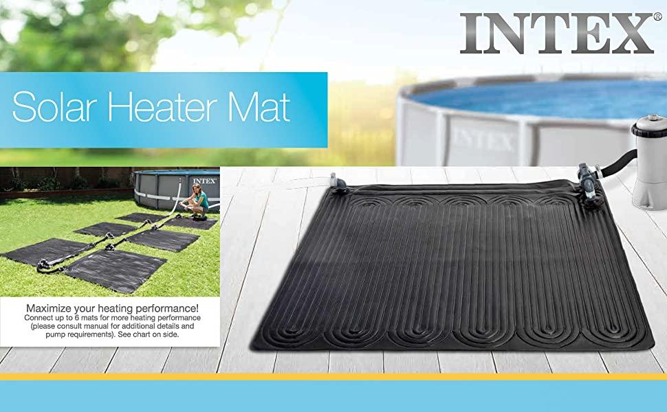 Intex Solar Heater Mat pool heater